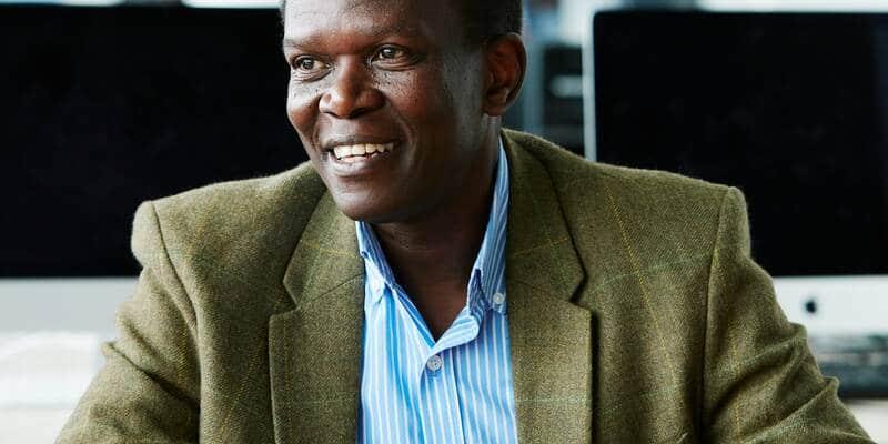 Photo of Dr David Lubega