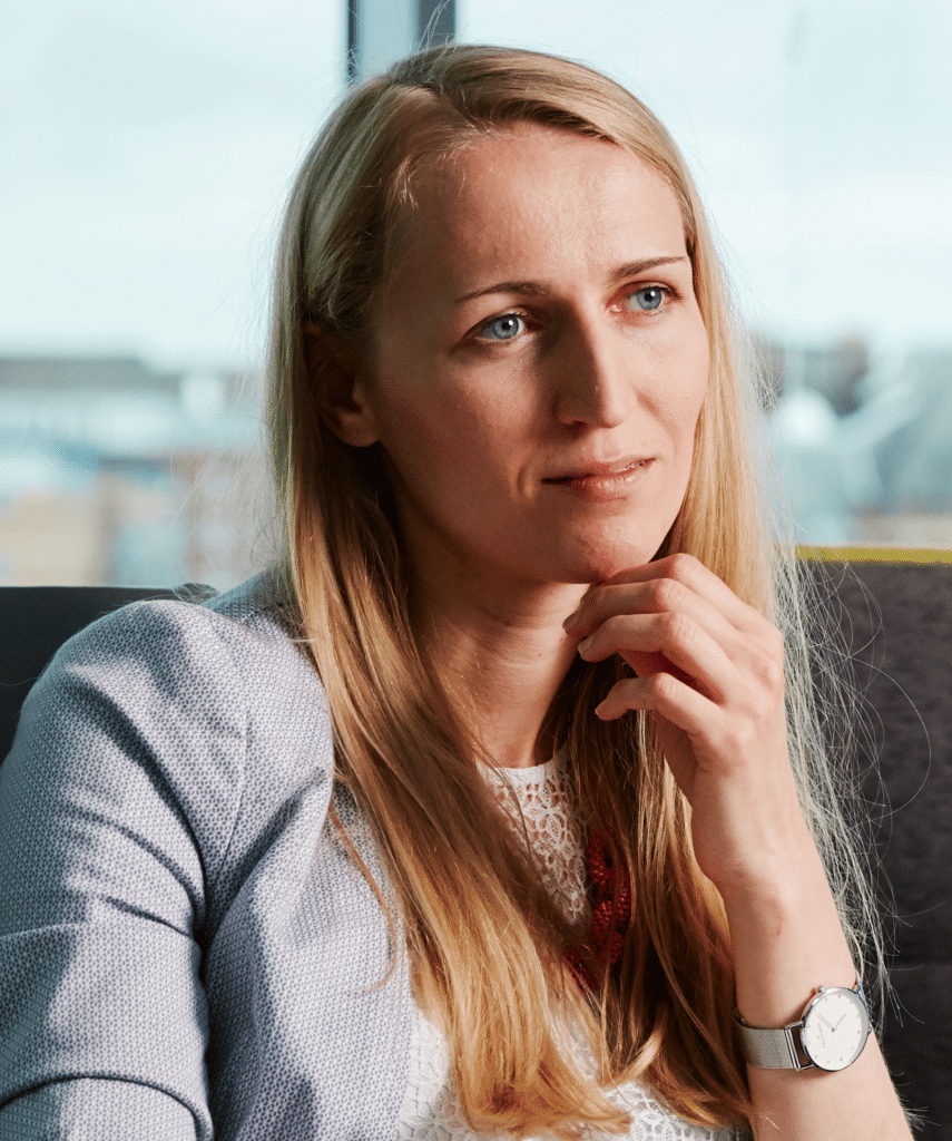 Photo of Olga Llewellyn