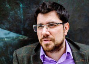 Photo of Dr Gianluca Tozzi