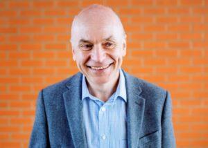 Photo of Professor Adrian Hopgood